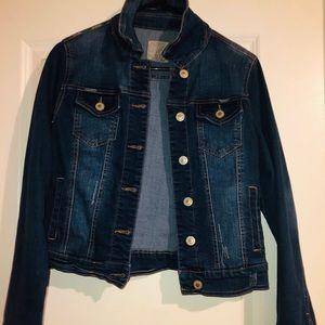 I & M Jean jacket designed by USA